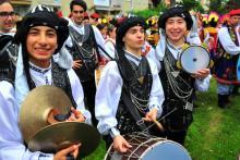 Święto Dzieci Gór to już święto miasta. Tysiące sądeczan witało paradę zespołów