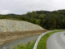 Ścieżka rowerowa,Krynica-Zdrój