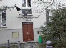 Czarne flagi na sądeckim szpitalu