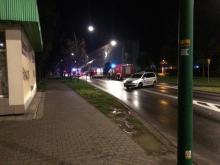 Pożar bloku przy Barskiej. W środku nocy ewakuowano 29 osób!