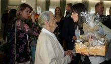Ależ to były urodziny. Emilia Grzybowska z Niskowej skończyła 100 lat