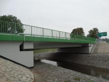 nowy most w Jurkowie