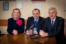 Córka gen. Andersa i minister Kwiatkowski  w Stróżach. Kto ich tu zaprosił?