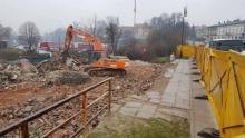 """Nowy Sącz: """"Piknie kiela cud"""" – pod to rondo trzeba wyburzyć sześć budynków"""