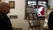 Kapsuła czasu w muzuem w Muszynie, fot. Magdalena Góra