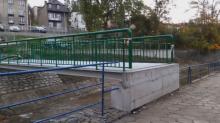 most, Krynica, ulica Rzeźniana