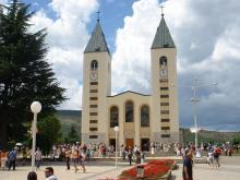 Fot. Kościół św. Jakuba w Međugorje/Mariusz Musiał