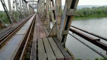 Dlaczego chłopak spadł z mostu na Dunajcu? To był najprawdopodobniej wypadek