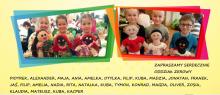 Dzieci z Niepublicznego Przedszkola i Żłobka Misiek ratują inne dzieci