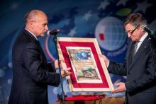 Za co marszałek Sejmu Marek Kuchciński dostał nagrodę Forum Polska-Węgry