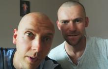 Piotr Zalewski i Jacek Zajkowski