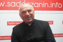 Sądeczanin Roku 2017. Dla księdza Józefa Babicza ważna jest normalność, tożsamość i wiara