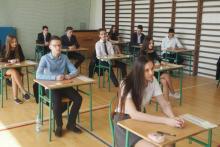 gimnazjaliści egzaminy