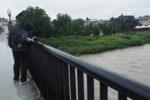 Ciągle wzrasta poziom wody w rzekach