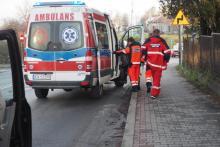 Wypadek na Węgierskiej. Przez pirata drogowego uderzył w kobietę w zaawansowanej ciąży