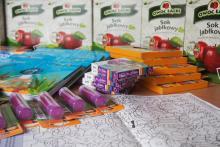 Maluj z nami i wygrywaj nagrody: pyszne, zdrowe i te kolorowe!