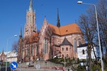 Kradzież w grybowskim kościele