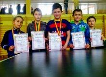 Igrzysk Młodzieży Szkolnej w tenisie stołowym