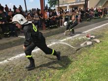Strażacy ruszyli do walki. Tym razem nie o ludzkie życie