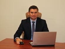 Rafał Iwański, prezes zarządu spółki Dunajec