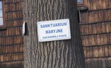 Czarny Potok sanktuarium maryjne