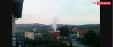 Siwy dym! Sąsiad kadzi sąsiadom. Sezon na smog się nie skończył