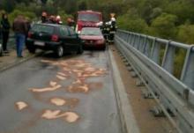 Skończy się pomstowanie kierowców na moście w Witowicach. Światła już klepnięte