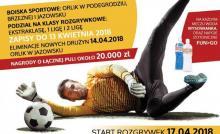 Sufigs Ligi Orlika 2018