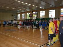 Turniej Halowej Piłki Nożnej Służb Mundurowych o Puchar Prezydenta Miasta Przemyśla