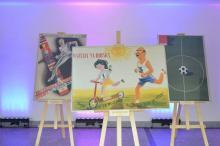 Twórcy polskiej szkoły plakatu  w Pijalni Głównej