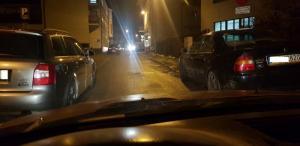 Kolejna kwadratura parkingowego koła. Kogoś w tym mieście to dziwi?
