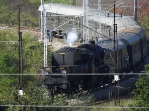 Pociąg retro