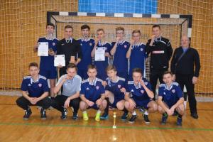 Uczniowie II LO z piłkarskimi sukcesami na Węgrzech