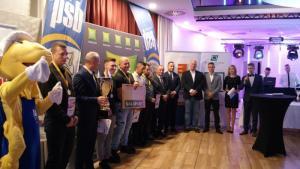Puchary, medale i szampańska zabawa na Gali Sufigs Ligi Orlika 2018! [ZDJĘCIA]