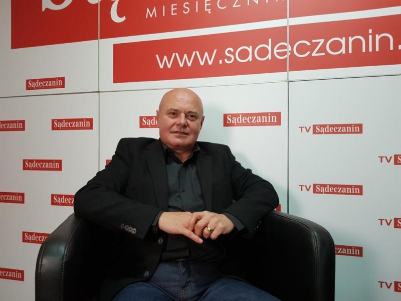 rozmowa z Ryszardem Nowakiem, fot. Iga Michalec