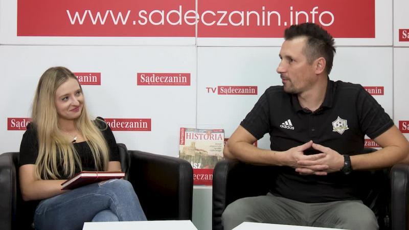 O planach na 2020 rozmawiamy z Sądeczaninem Roku 2018, Wojciechem Mrozem