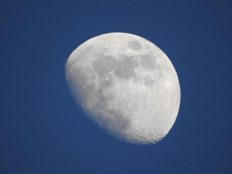 Księżyc, fot. Paweł Motyka