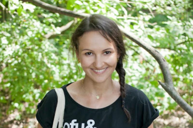 Daria Rogowska (ekocentryczka): Ambasadorka #PLoggingTeam