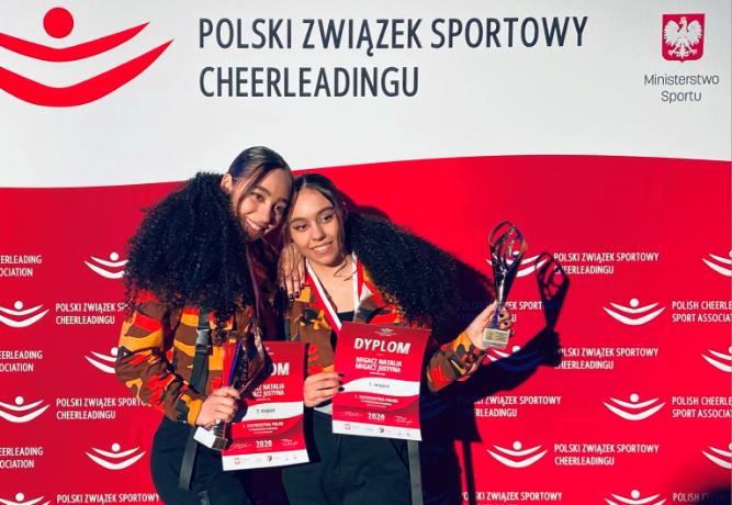 Justyna Migacz: żeby być dobrym tancerzem, trzeba być dobrym sportowcem