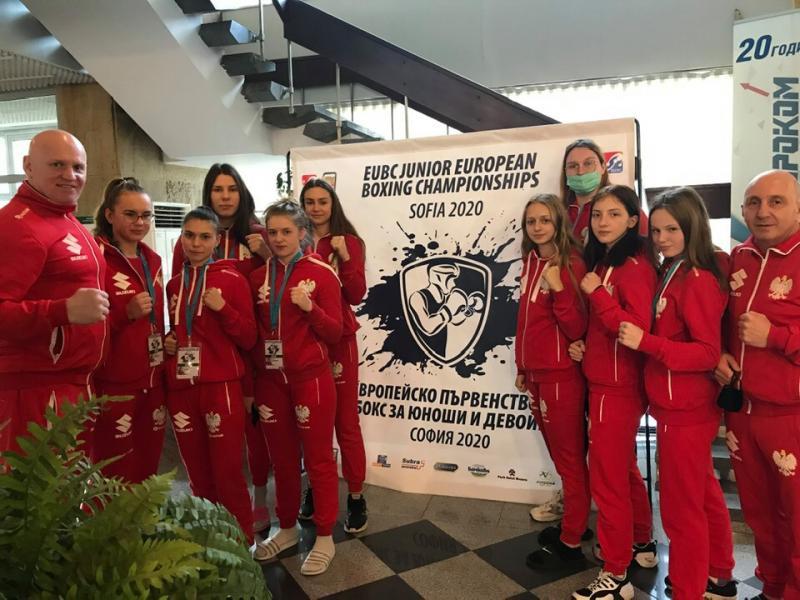 Sądeczanka Gabriela Migda rywalizuje na Mistrzostwach Europy w boksie