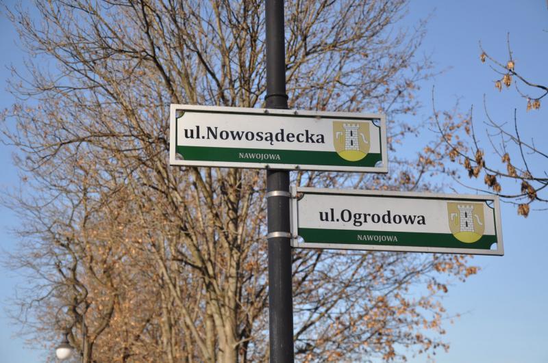 Miejskie standardy w gminie Nawojowa. Czy nadanie ulicom nazw zdało egzamin?