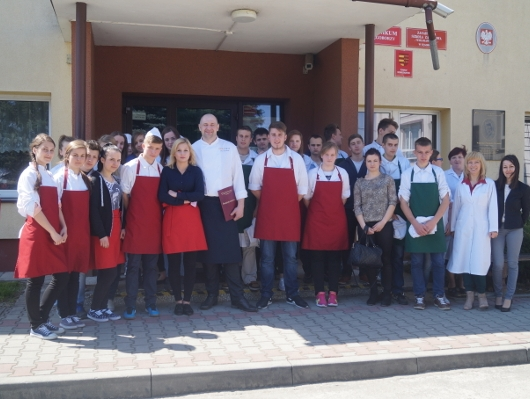 Kuchnia Molekularna Top Chefa W Lososinskiej Szkole Kuchnia