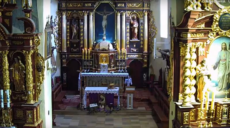 Transmisja mszy z parafii św. Elżbiety Węgierskiej w Starym Sączu [NA ŻYWO]