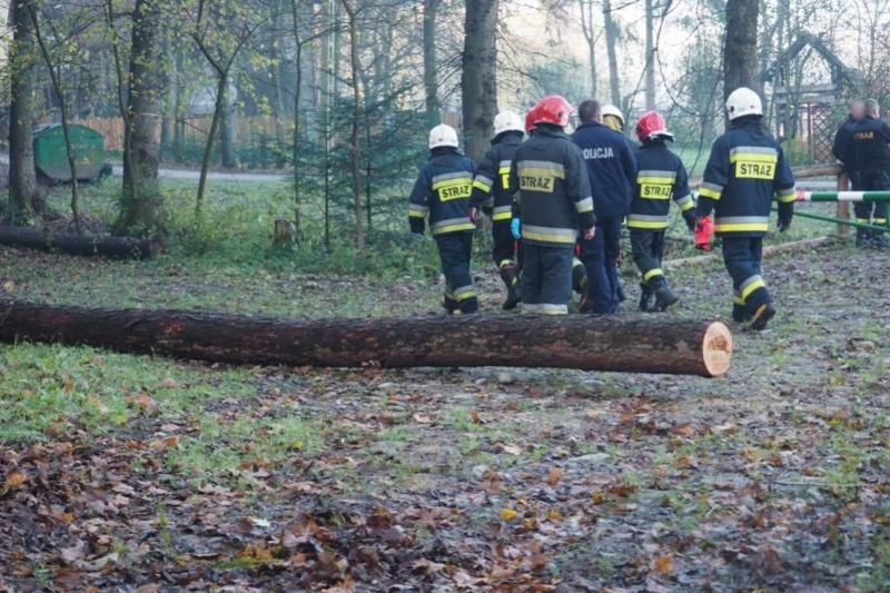 Tragiczny poranek w gminie Chełmiec. Mieszkaniec znalazł powieszone zwłoki