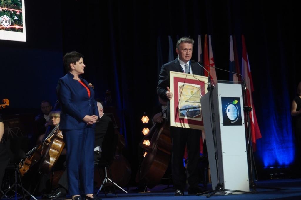 Tytuł najlepszej miejsko-wiejskiej gminy trafił do Konstancina-Jeziornej