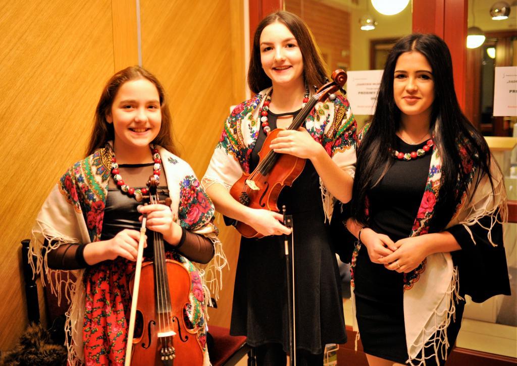 Zespół folkowy Orły