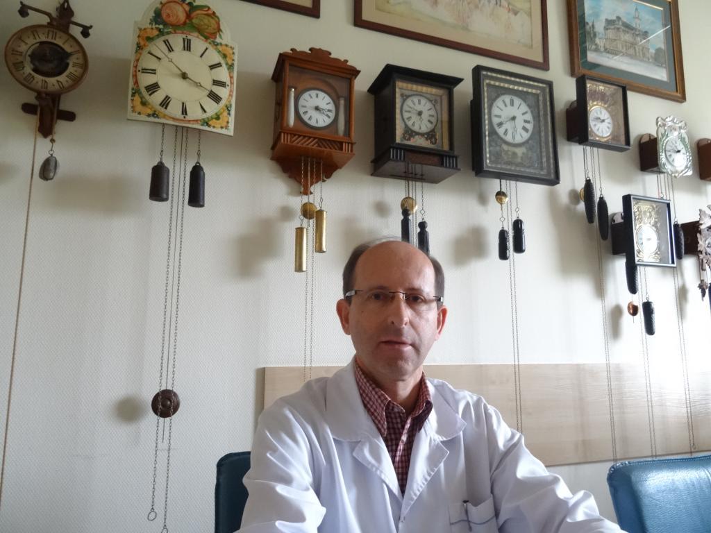 Dr nauk med. Witold Woch
