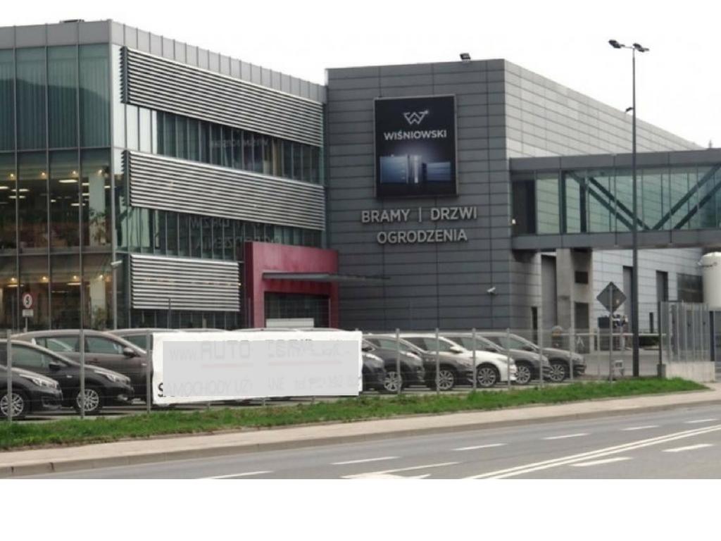 Siedziba firmy Wiśniowski
