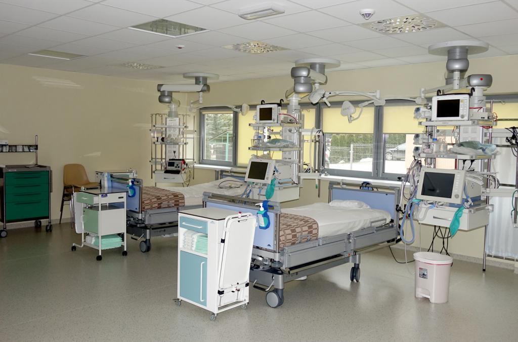 szpital w Krynicy
