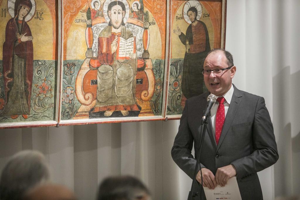Muzeum Okręgowe dyrektora Roberta Slusarka znów zachwyciło propozycją muzyczną. Fot. Piotr Droździk